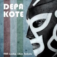 album depakote - lucha libre robots 01