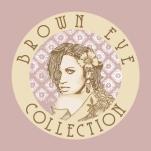 logo brown eye collection