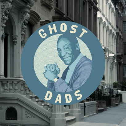 logo ghost dads