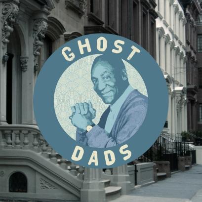 logo ghost dads