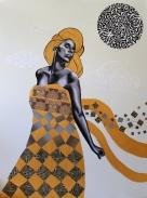 paper modest dress