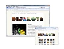 web depakote page