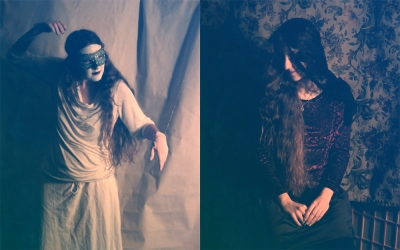 ghost of the queen mary diptych