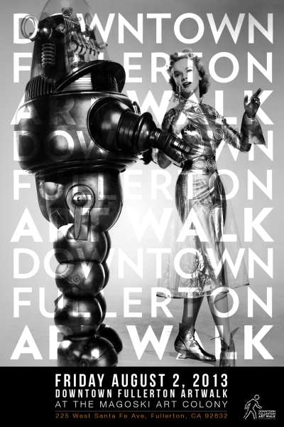 artwalk flyer august 2nd 2013