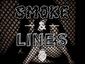smoke and lines cover images