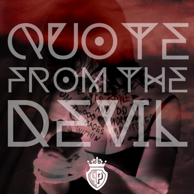 quote from the devil title