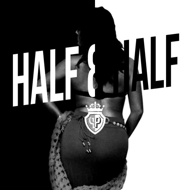 half and half title