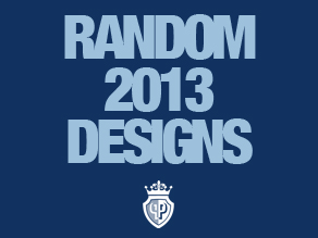random 2013 works cover images