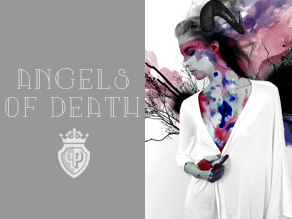 angel of death cover images