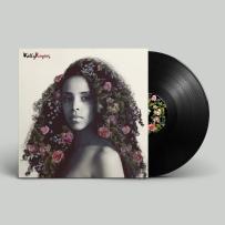 Kelly Rogers Vinyl Record PSD MockUp