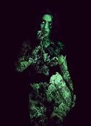 poison ivy illustration sized