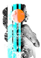 amy color abstract sized