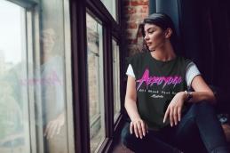 acroyoga shirt mockup