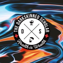 darkskinned scholar logoc crest